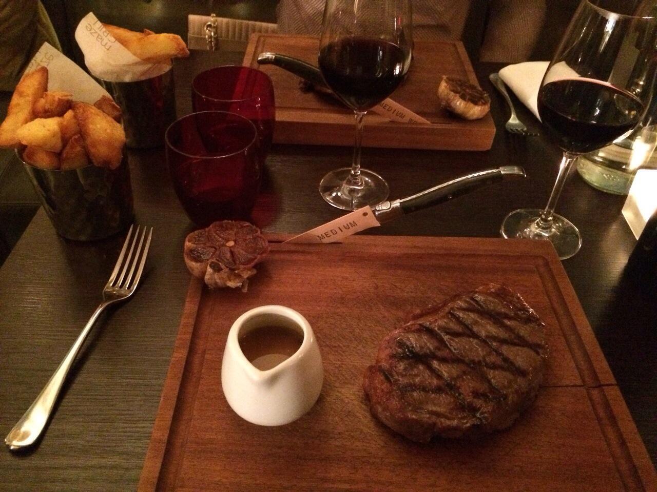 Lauren Ellen | Wining and dining in London