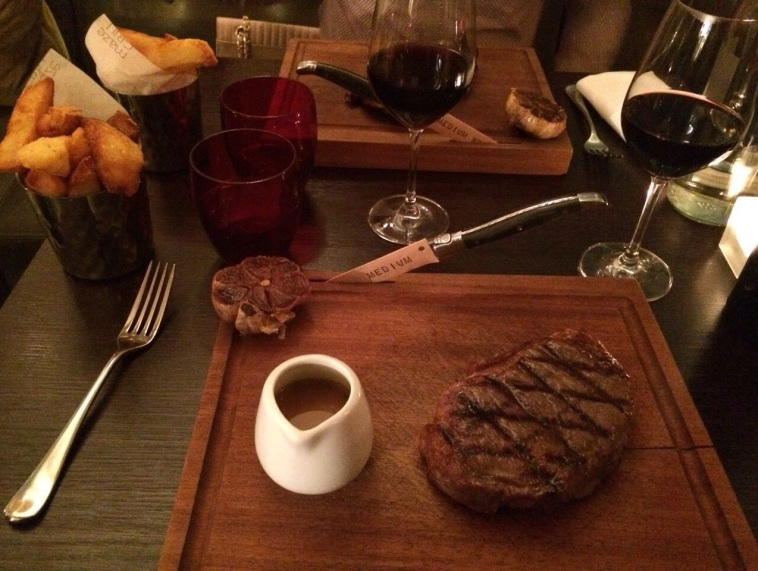 Lauren Ellen | Wining and dining in London